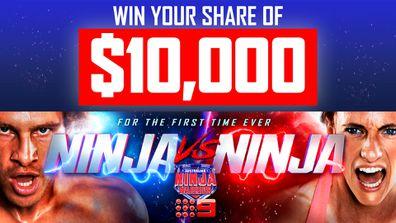 Australian Ninja Warrior competition