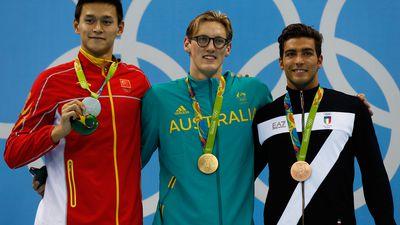 Rio 2016: Mack Horton, 400m freestyle