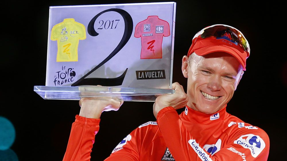 Chris Froome denies cycling rules breach
