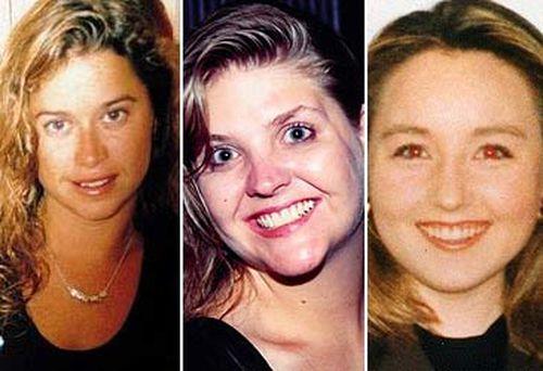 Ciara Glennon, Jane Rimmer, Sarah Spiers.