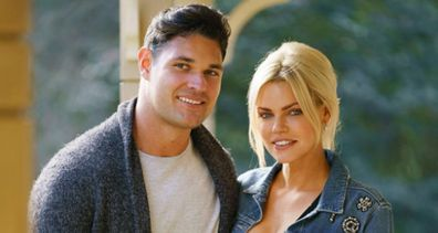 Apollo Jackson and Sophie Monk