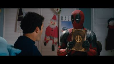 Ryan Reynolds kidnaps Fred Savage in 'Once Upon a Deadpool' trailer