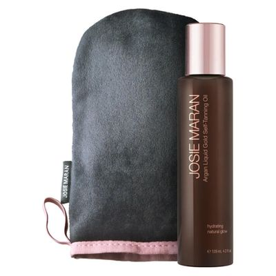 Josie Maran Cosmetics Hippy Beach Argan Liquid Gold Tanning Oil, $55