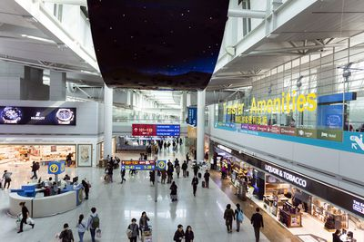 3. Incheon International Airport, Seoul, South Korea