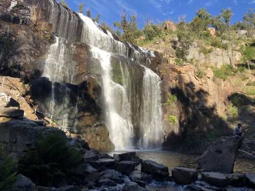 A 27-year-old New Zealand man has drowned at a Grampians National park rock pool, the fifth drowning in three days.