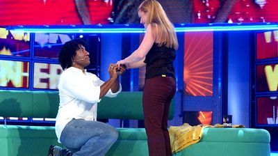 "<b _tmplitem=""16""></b><p _tmplitem=""16""><b _tmplitem=""16"">Trevor Butler<br _tmplitem=""16""></b> The first million-dollar winner who proposed to his girlfriend in the finale of the 2004 series continues to have a profile in the media, albeit a significantly subdued one these days. </p><p _tmplitem=""16""> Now a father of two sons, Butler has previously talked about splitting his time between his family in NSW and working part-time for radio station 102.9 Hot Tomato on the Gold Coast. </p><p _tmplitem=""16""> ""It's the easiest job I've ever had in my life, going around and talking on the radio, just being myself,"" he said. </p><p _tmplitem=""16""> </p>"