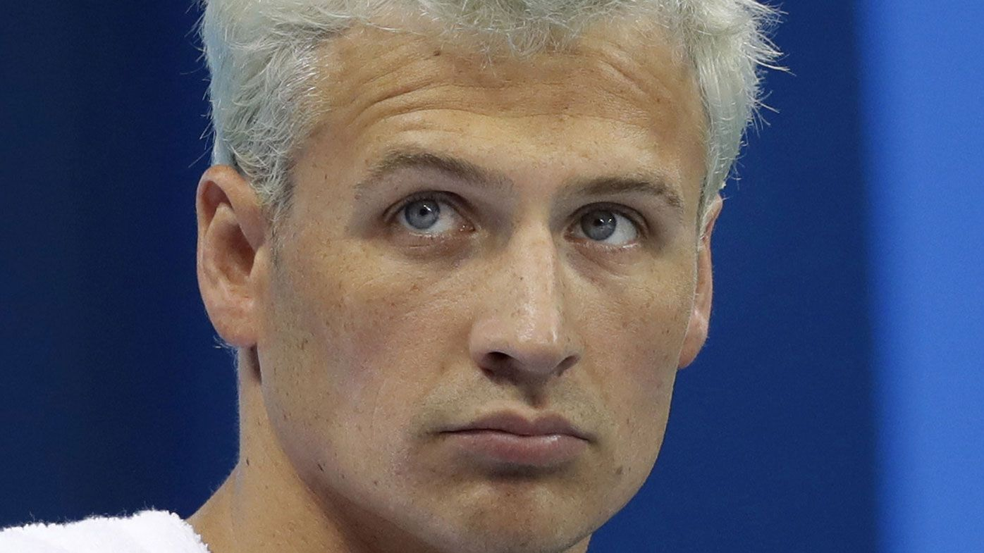 US swimmer Ryan Lochte cops 14 months for doping violation