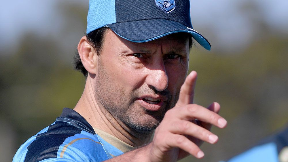Daley sacked! Laurie bites the dust as NSW Blues Origin coach