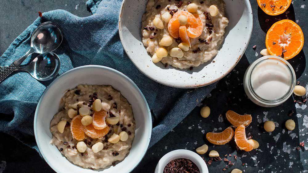 Sam Wood porridge