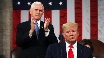Mike Pence needs to agree to remove Donald Trump for the 25th amendment to come into effect.