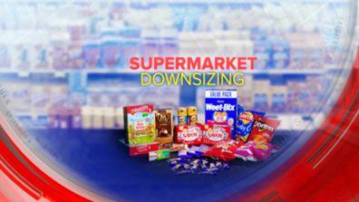 Supermarket downsizing