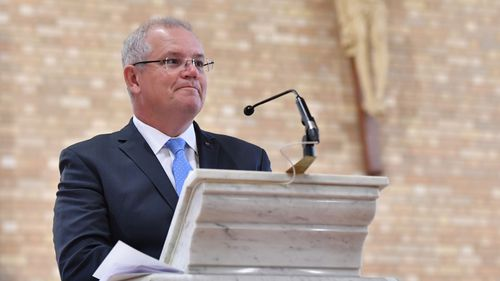 Scott Morrison prays for Australian man missing in North Korea