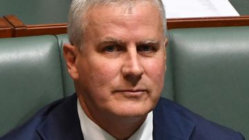 Veteran Affairs Minister Michael McCormack. (AP)