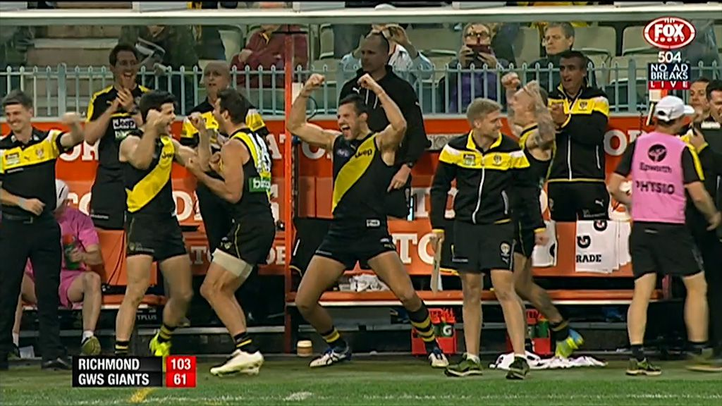 Richmond qualify for GF