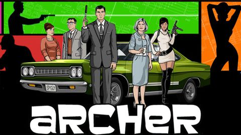 Video: Archer DVD sneak peek