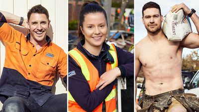 The Block's Hottest Tradies