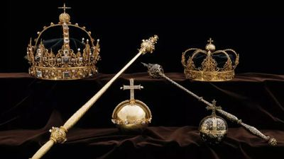 <p>The daring theft of crown jewels dating back centuries from a small Swedish town's cathedral joins a long line of brazen jewellery heists over the years. </p> <p>&#160;</p> <p>Other thieves have outwitted armed guards and alarm systems to break into opulent jewelry stores, underground vaults and exhibitions &#x2014; and even cut through an airport fence to seize their loot.</p> <p>&#160;</p> <p>Some spectacular jewel thefts in Europe in recent years:</p>