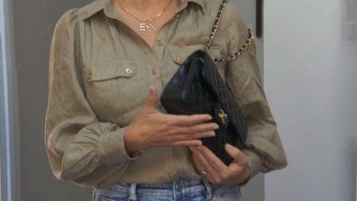 The Block 2021 Shelley Chanel Handbag