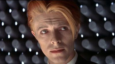 It was during this period that Bowie first earned acting acclaim, for his performance in The Man Who Fell to Earth, his first major acting role.