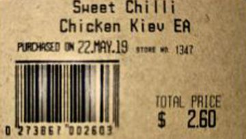 The recall applies to products purchased from the deli counter at some Woolworths supermarkets.