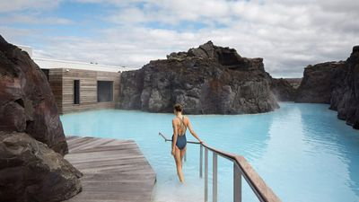 Iceland's coolest new hotel is built right on the Blue Lagoon