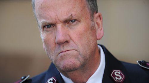 Salvo boss 'delayed' reporting abuser