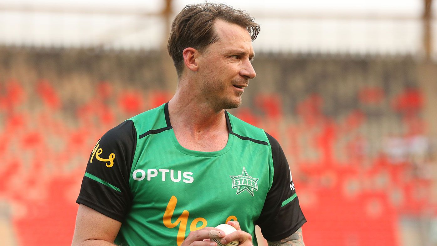 BBL: Dale Steyn, Nathan Coulter-Nile named in Melbourne Stars squad