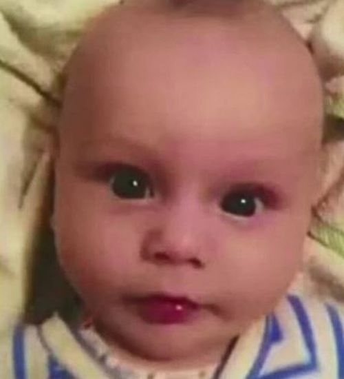 Lindsay claimed the baby rolled off his chest and hit his head against a wall heater. (File)