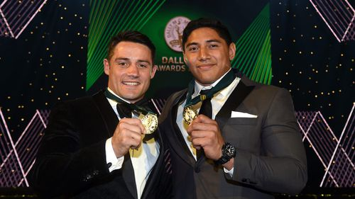 NRL players could boycott the Dally M awards over the pay dispute. (AAP)
