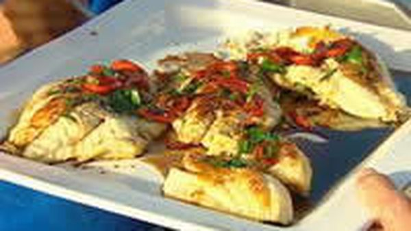 Asian Style Fish Fillets Recipe Nine Kitchen 9kitchen