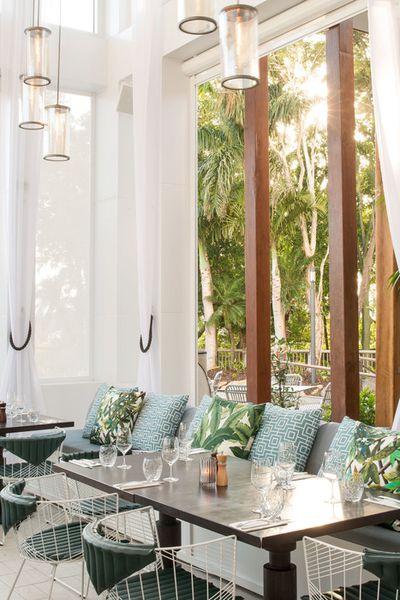 Garden (Broadbeach, Australia), Australia & Pacific Restaurant, DBI Design