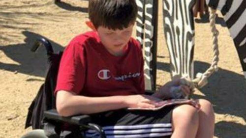 False alarm on theft of Melbourne boy's wheelchair