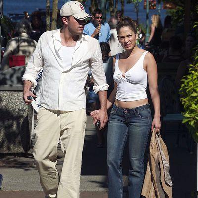 Ben Affleck and Jennifer Lopez: September 2003