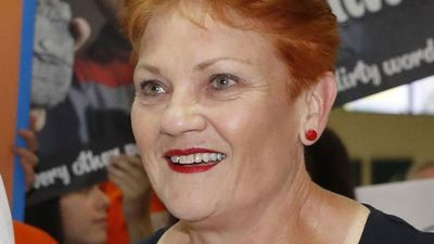 Pauline Hanson takes leave from the election campaign trail