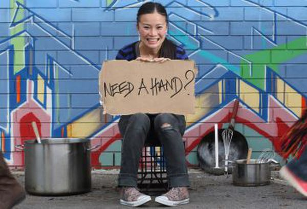 Poh's Kitchen Lends a Hand