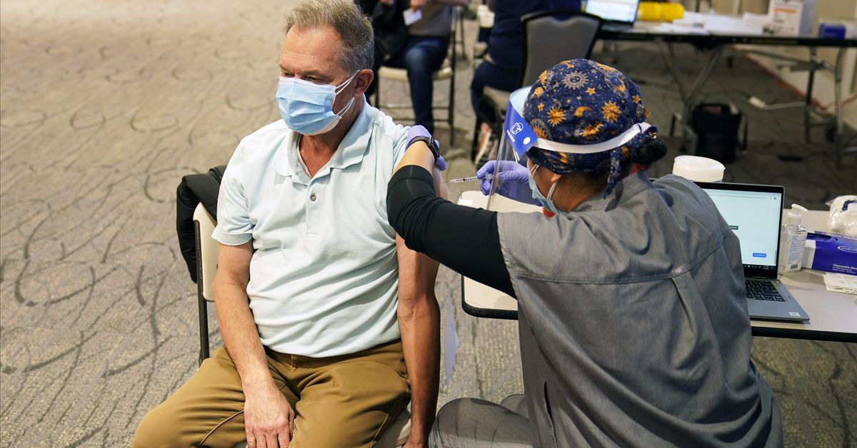 The United States has fully vaccinated more than 100 million people against COVID-19 – 9News