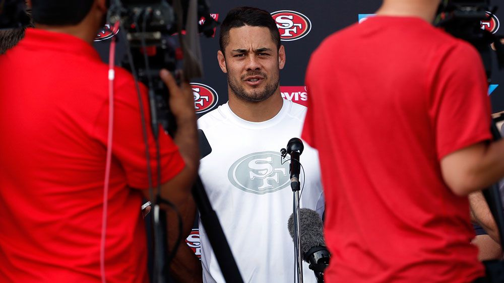Hayne to play a part in Legends match