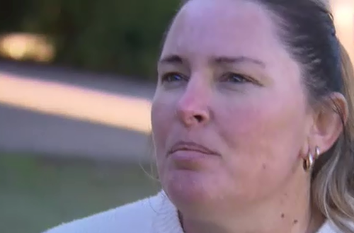 Marsha Kitson had a screwdriver held to her face in a terrifying carjacking.