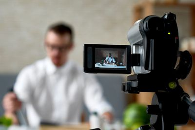 Avoid watching cooking shows recipe inspiration