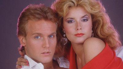 Paul (Doug Davidson) and Lauren (Tracey Bregman): Then