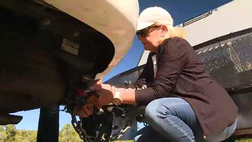 While caravan towing courses are held across the country, Andrew Fitzsimons from driving safety group 'Learn 2 Tow' has revealed some simple mistakes newer drivers make.
