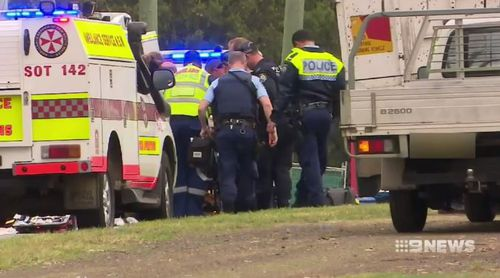 Mr Shortland was treated by paramedics at the scene but later died.