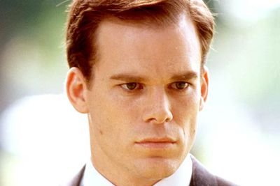 <B>Originally starred in...</B> <I>Six Feet Under</I>, playing David Fisher, an uptight, well-groomed, obviously-gay-but-not-stereotypically-gay funeral director. His performance was so convincing that a lot of  <I>Six Feet Under</I> fans assumed Michael is gay in real-life too.
