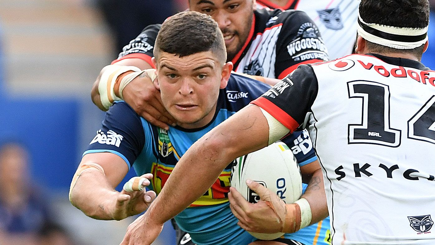Peter Sterling's damning verdict Ash Taylor verdict after Titans blow lead against Wests Tigers