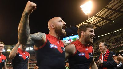 AFL fans urged not to buy into scalpers
