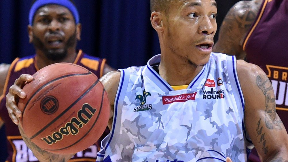 Jerome Randle led the 36ers to a strong win. (AAP)