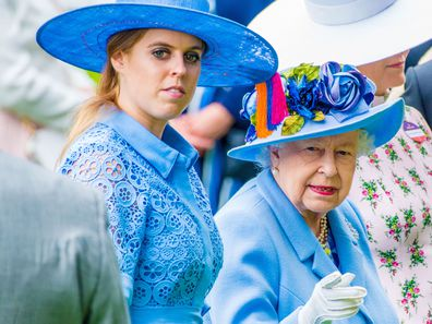 Princess Beatrice Wedding Queen Elizabeth