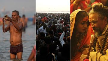Holy Indian festival to attract 120 million people
