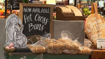 Health authorities in SA are warning shoppers at Pasadena Foodland to check any hot cross buns they purchased this week, with a loose button battery feared missing inside one.