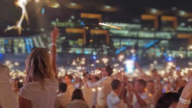 Diner en Blanc in Sydney's most iconic outdoor spaces